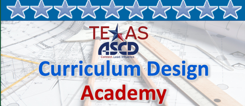 Curriculum Design Academy - Exclusive for North East ISD